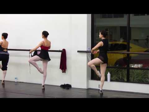 Ballet Class part 1