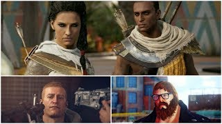В Assassins Creed 2 нашли намёк на Assassins Creed Origins | Игровые новости