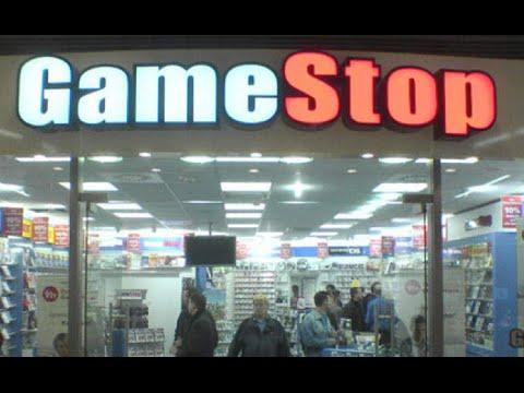 Gamestop Requiring Fingerprints To Exchange Used Video
