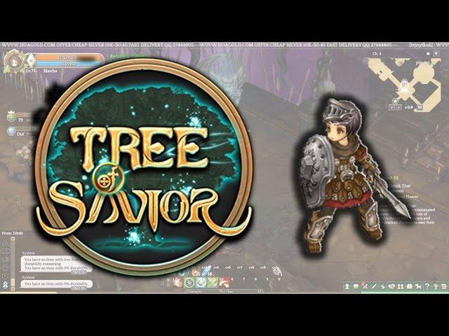 Tree of Savior - Gameplay Solo Peltasta Full Con