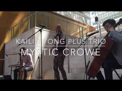 Mystic Crowe - Kailin Yong PLUS Trio @ National Gallery Singapore
