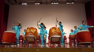 2017-18年度-鼓樂團-蒙特梭利國際學校鼓樂表演