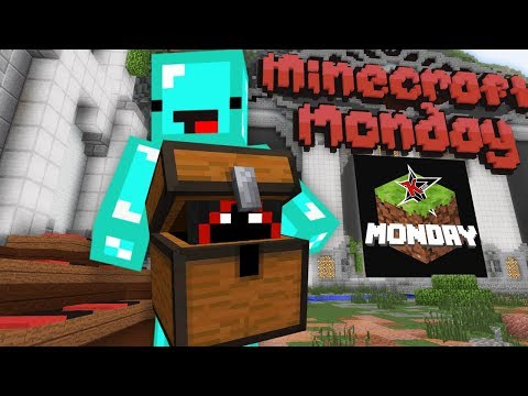 Skeppy snuck me into Minecraft Monday (ft. James Charles) thumbnail