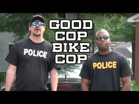Real Cop Fake Cop