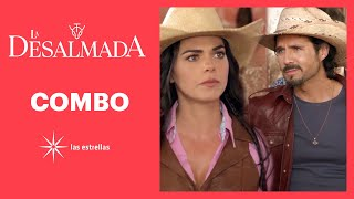 La Desalmada: ¡Rafael busca acercarse a Fernanda! | C- 5 | Las Estrellas