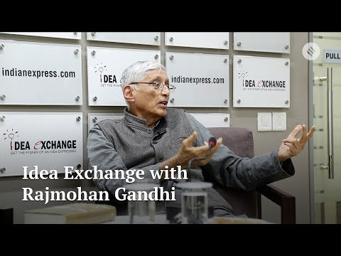 Idea Exchange | Historian Rajmohan Gandhi on the need to chronicle Southern history