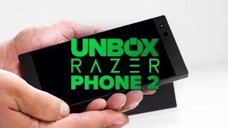 Razer Phone 2 unboxing