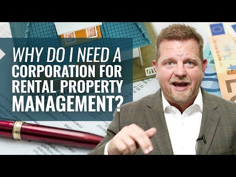 🤔 LLC or Corporation For Rental Property? (Do I Need a Corporation For Rental Property Management?)