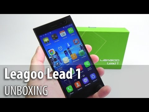 Leagoo Lead 1 Unboxing (Affordable Malaysian Phone) - GSMDome.com
