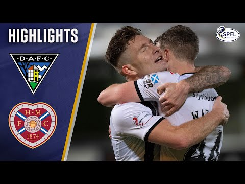 Dunfermline Hearts Goals And Highlights