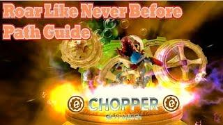 Skylanders Trap Team - Chopper - Roar Like Never Before Path Guide