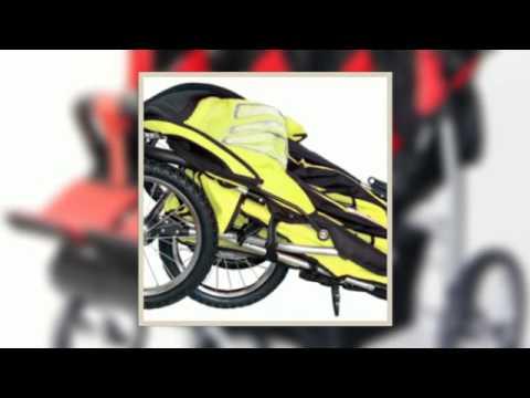 Triple Jogging Stroller Reviews 2014 Youtube