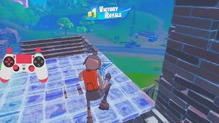 High Elimination Solo Squad Win Gameplay Full Game Season 8 (Fortnite Ps4 Controller)