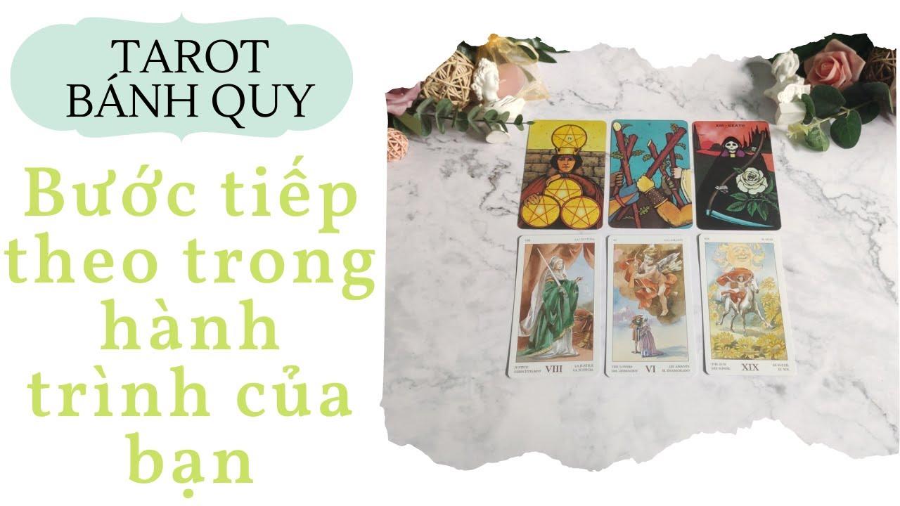 Bước tiếp theo trong hành trình của bạn - Chọn 1 tụ bài từ Tarot bánh quy