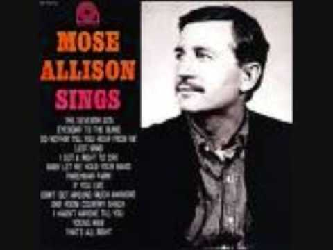 Mose Allison the seventh son