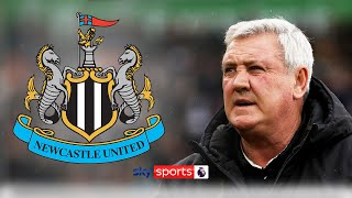 Newcastle confirm Steve Bruce WILL take charge of this weekend's game against Tottenham