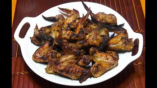 BBQ Wings - Easy Chicken Wings - How to cook Chicken Wings