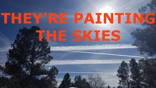 Look - They're Painting The Skies, Miles of Dead Forests, Latest, GSM Update