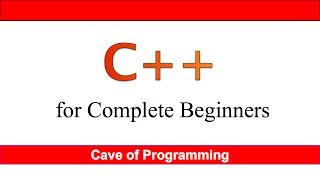 C++ Tutorial for Beginners 4 - Outputting Text