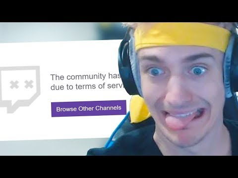 I Annoyed This Twitch Streamer And Got Banned..
