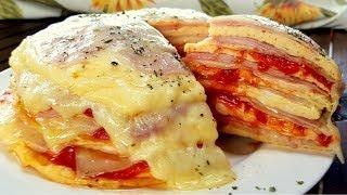 La tortilla que enamorara a todo el mundo es facil y rapida de hacer ¡COMPRUEBALO! English subtitles