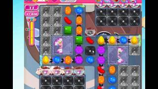 Candy Crush Saga Level 1469 (3* No Booster)