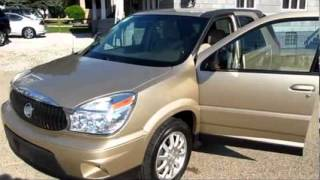 buick rendezvous problems