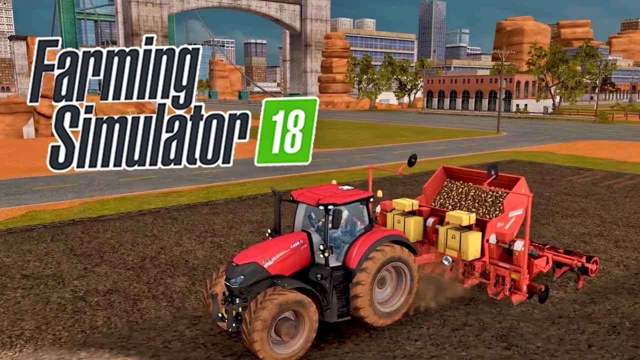 Image result for Farming Simulator 2018