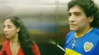 Diego Maradona Goes to a Boca Juniors Football Match | Gary Lineker | BBC Studios