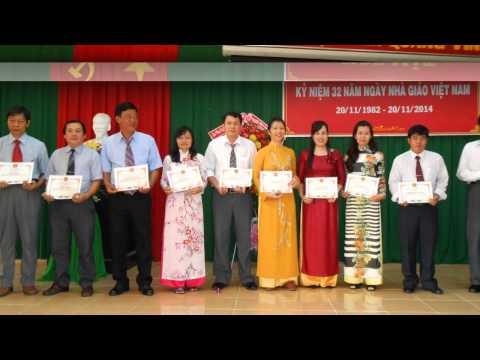 Video trường THPT Võ Văn Kiệt _ tỉnh Vĩnh Long