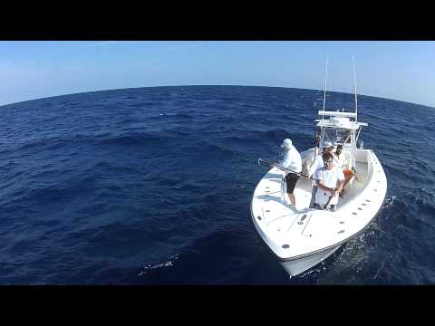 Dry Tortugas Fishing with captain Billy Delph (Phantom 2 vision+)