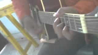 Guitar chord of sayonee song
