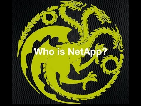 Who is NetApp and why have they entered the HCI marketplace?