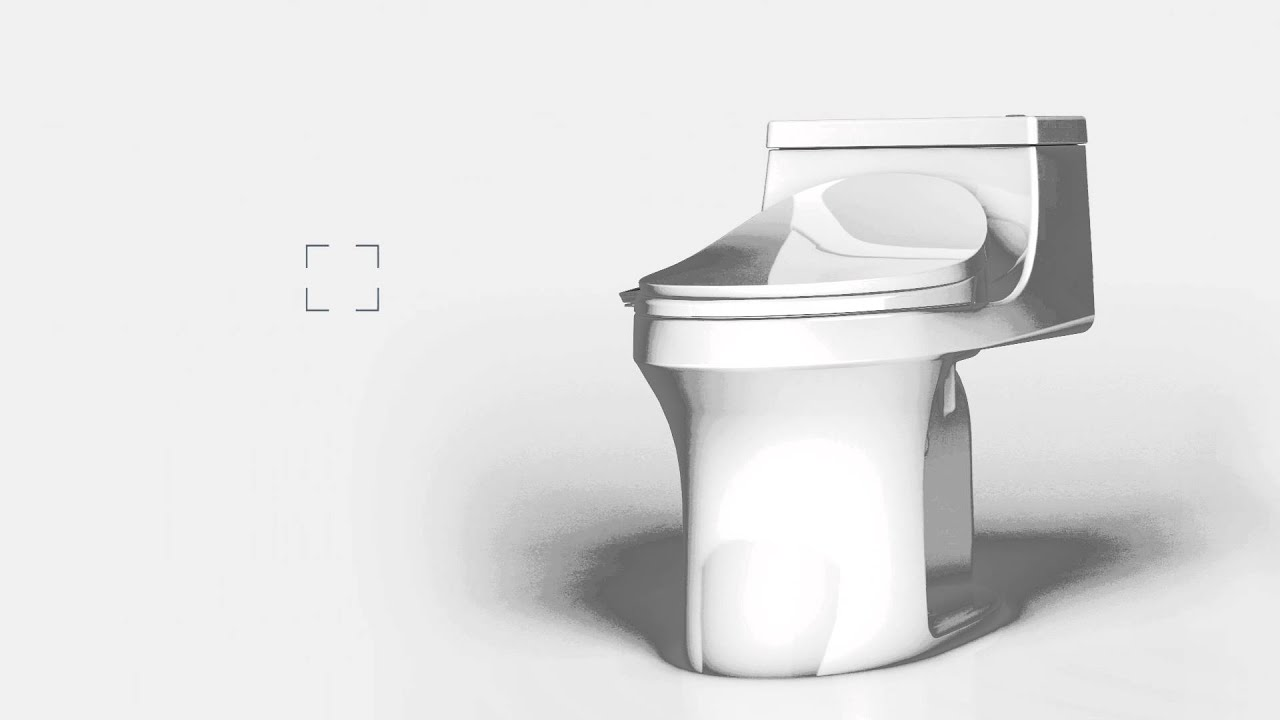 Rethink clean with KOHLER® toilets. - YouTube