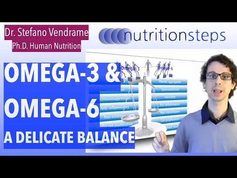 Omega-3 and Omega-6: a Delicate Balance