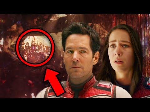 Ant-Man 3 Quantum Realm Easter Egg & Future Avengers! | Inside Marvel