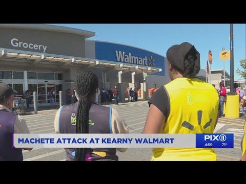 A Michael Meyer's Machete Attack in NJ Walmart: Man Slashed in the Head