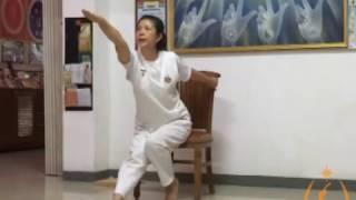 Chair Yoga untuk Lansia (25/02/2017)