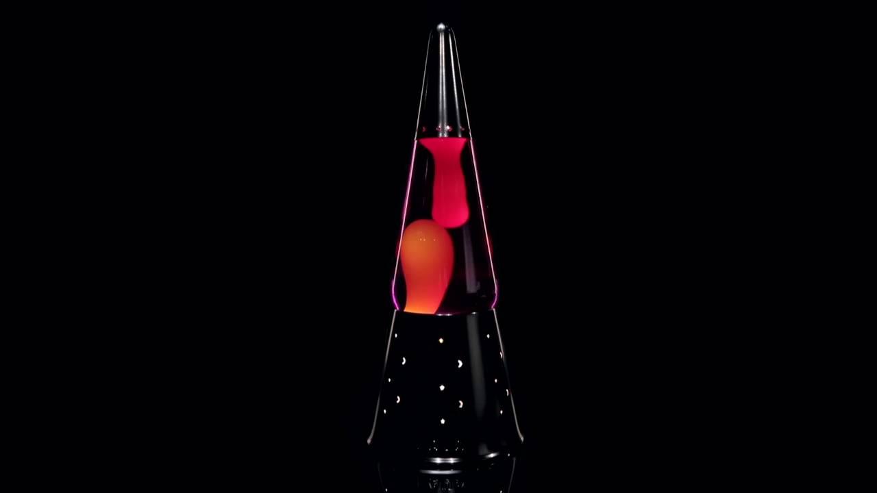 Wizard Lava Lamp With Yellow Lava Purple Liquid Spencer S Youtube