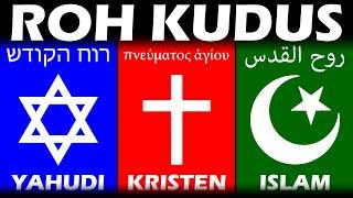 ROH KUDUS | DALAM YAHUDI, KRISTEN & ISLAM