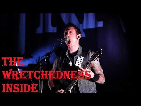 Trivium (Matthew Kiichi Heafy) - The Wretchedness Inside [2014 DEMO]