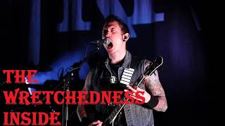 Trivium (Matthew Kiichi Heafy) - The Wretchedness Inside [2014 DEMO]