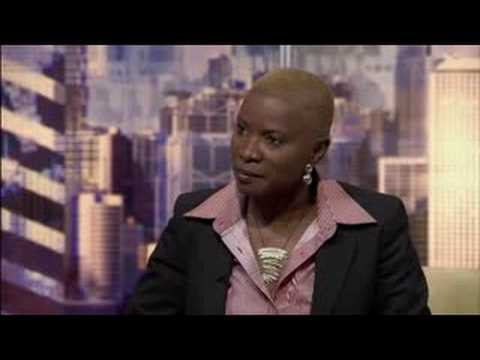 Frost over the world - Angelique Kidjo - 12 Sep 08