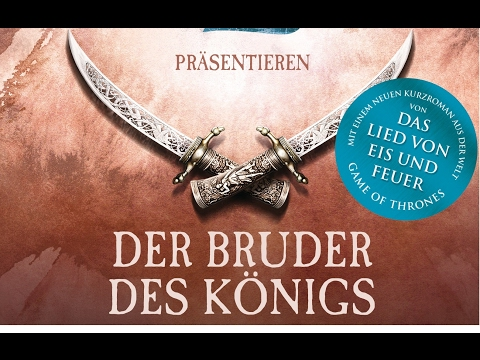 Der Bruder des Königs (oder Der Prinzenrebell) | G.R.R. Martin