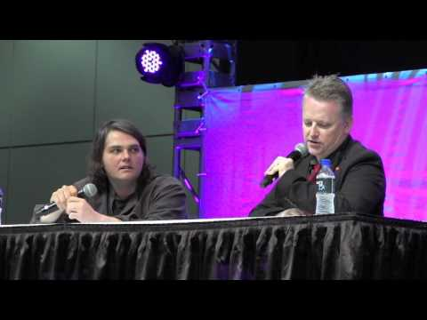 Gerard Way (My Chemical Romance) Full Panel @ Stan Lee's Loa Angeles Comic Con 2016