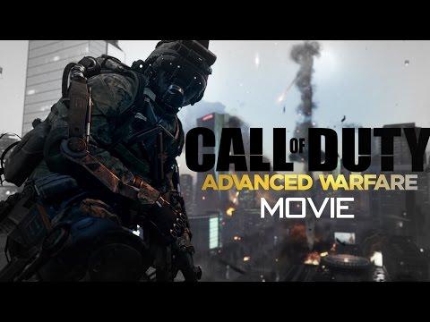 Call of Duty: Advanced Warfare Game Movie (All Cutscenes) 1080p HD thumbnail