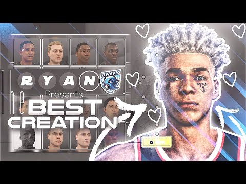 NBA 2K20 BEST FACE CREATION + TATTOO TUTORIAL • LOOK LIKE A CHEESER INSTANTLY