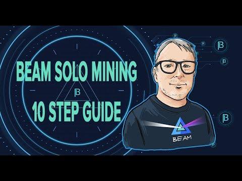 BEAM SOLO MINE 10 STEP GUIDE