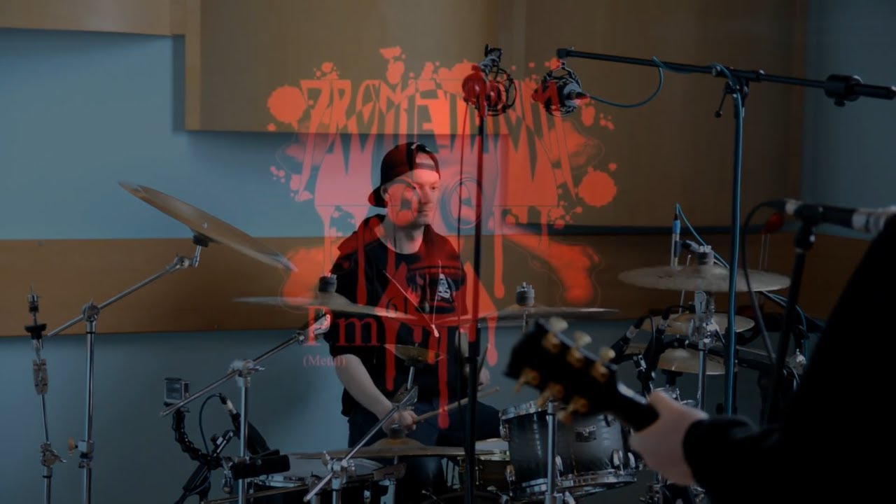 Promethium Music Video - Enemies Fate (Heavy Metal)