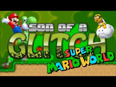 Super Mario World Cloud Glitch - Son Of A Glitch - Episode 20